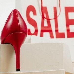 Скидки на обувь в интернет магазинах