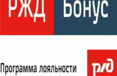 Программа  лояльности «РЖД Бонус» — условия участия и отзывы