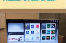 Интернет-магазин телевизоров с самыми низкими ценами. Обзор и сравнение