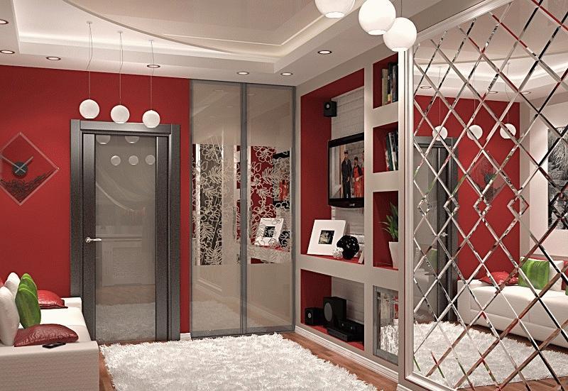 Эта мебель создает первое впечатление на входе в жилое помещение, поэтому следует уделить достаточное внимание эстетическим характеристикам