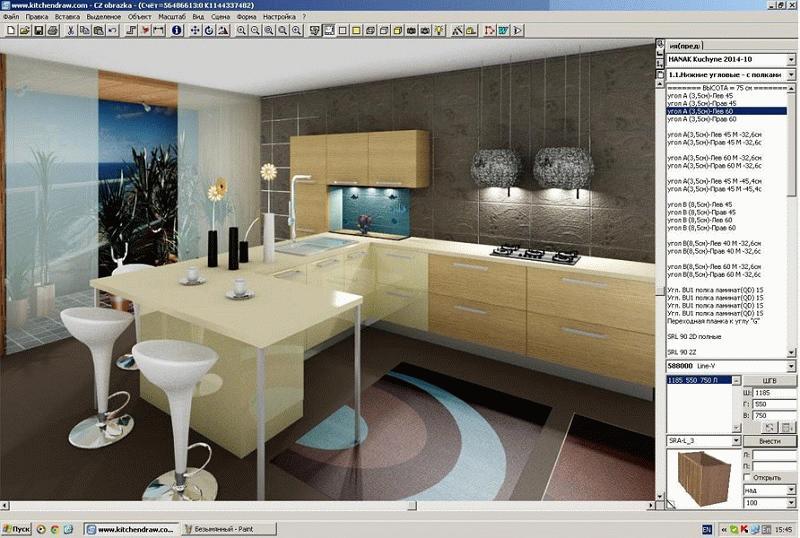 С помощью компьютерного моделирования создают реалистичные изображения в формате 3D