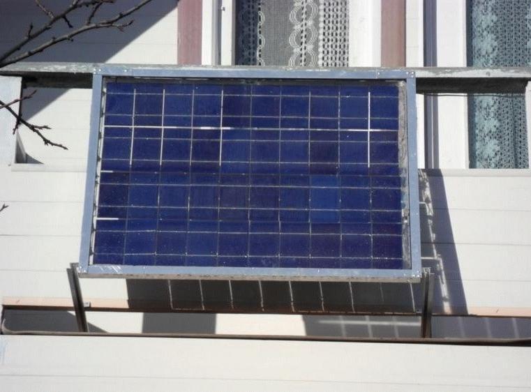 Солнечная батарея - забота об экономии и экологии