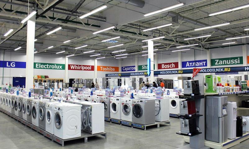 Крупные сетевые магазины дают гарантию лучших цен