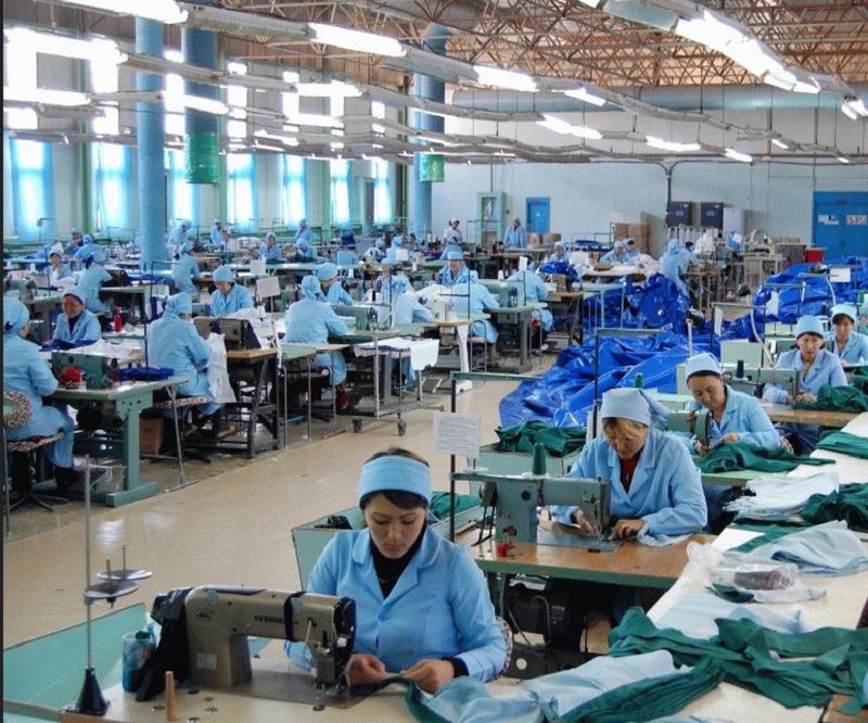 Наиболее выгодные условия сотрудничества предоставляют крупные промышленные предприятия Китая