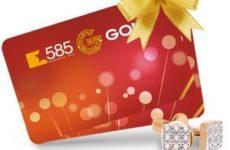 Как активировать и проверить баланс клубной карты «585 Золотой»