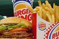 Как потратить бонусы«Спасибо» в «Бургер Кинг»