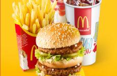 Можно ли расплатиться бонусами «Спасибо» в «Макдональдсе»
