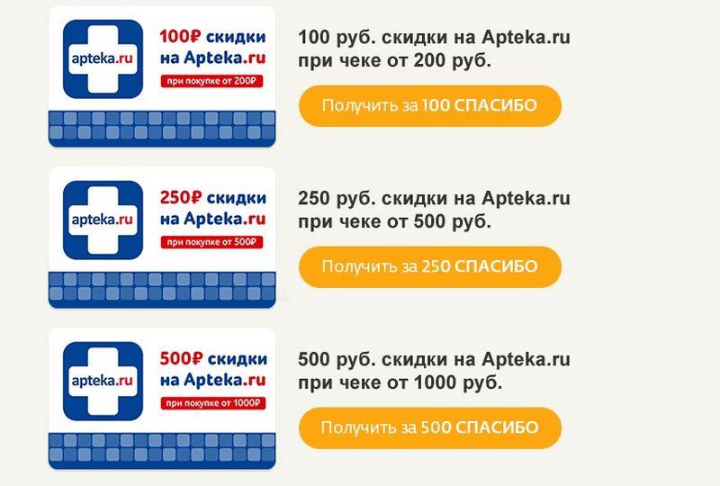 Коды Аптека.ру