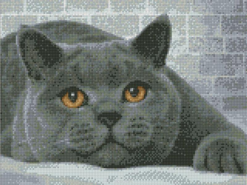 Алмазная вышивка (мозаика) по фото