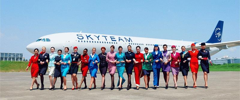 SkyTeam <span class=