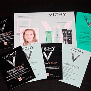 Как получить пробники Vichy (Виши) бесплатно