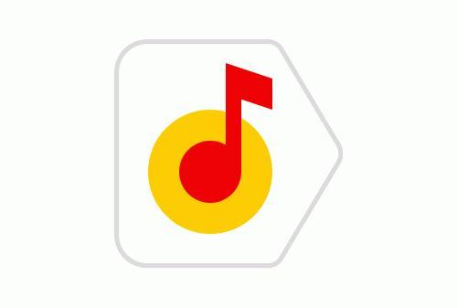 Логотип сервиса «Яндекс.Музыка»