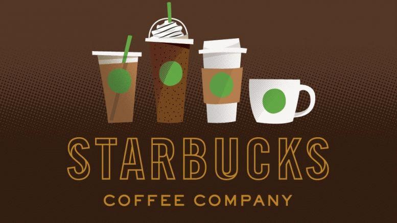 Старбакс - кофейня, количество точек продаж в России которой занимает более 100