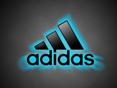 Логотип компании Адидас