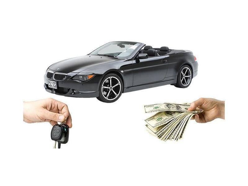 Залог в зависимости от марки авто