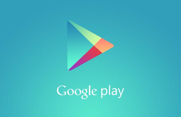 Логотип Гугл Плей