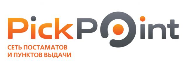 Логотип системы PickPoint