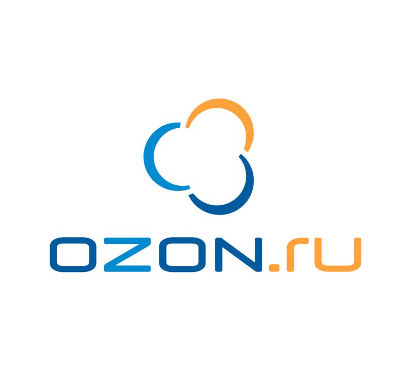 Логотип компании Озон