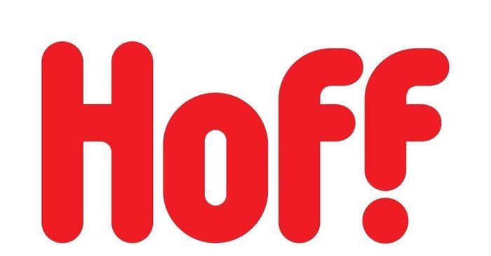 Логотип сети Хофф