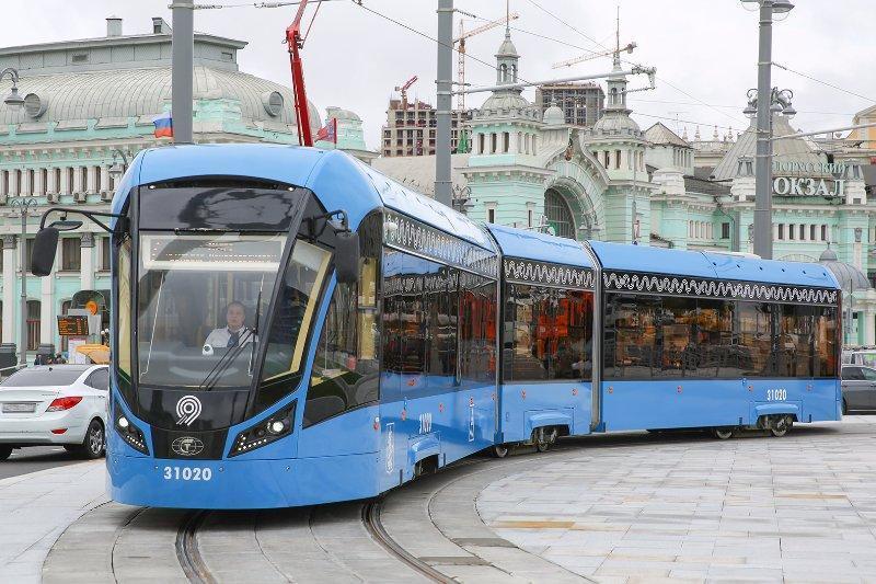 Льготный проезд на городском транспорте