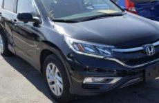 Аукцион битых авто в США