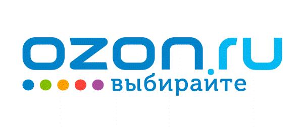 Логотип онлайн-магазина озон.ру