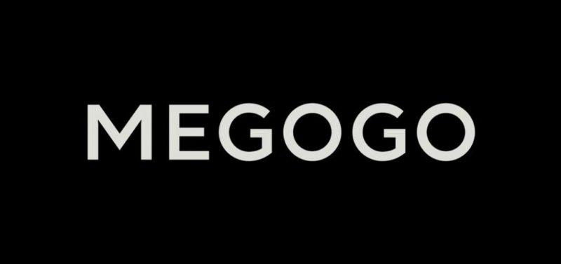 Логотип видеосервиса Мегого