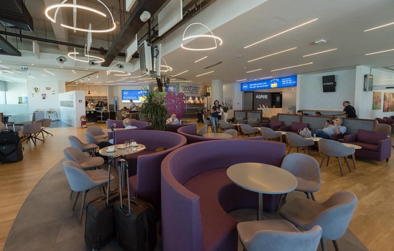 Бизнес-зал Приорити Пасс в одном из аэропортов