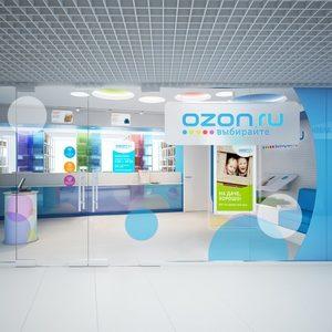 Пункты доставки Озон — Ozon Spot