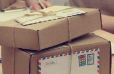 На какую почту приходят посылки с  «АлиЭкспресс»